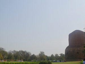 第三十八回 インド仏教聖地巡礼記録(3) 初めての説法の地へ